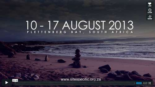 Site_Specific Land Art Biennale 2013 Launch Video