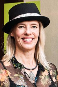 Anni Snyman (South Africa). Photo: Carla Schnetler